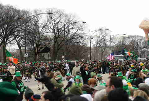 chicago st patrick's day parade