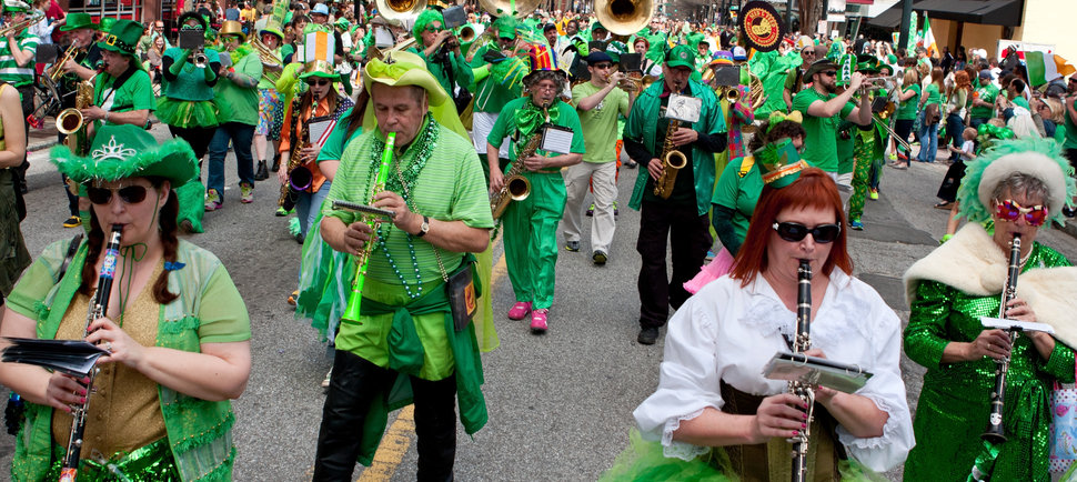 The Ultimate Guide to Savannah's St Paddy's Day Parade