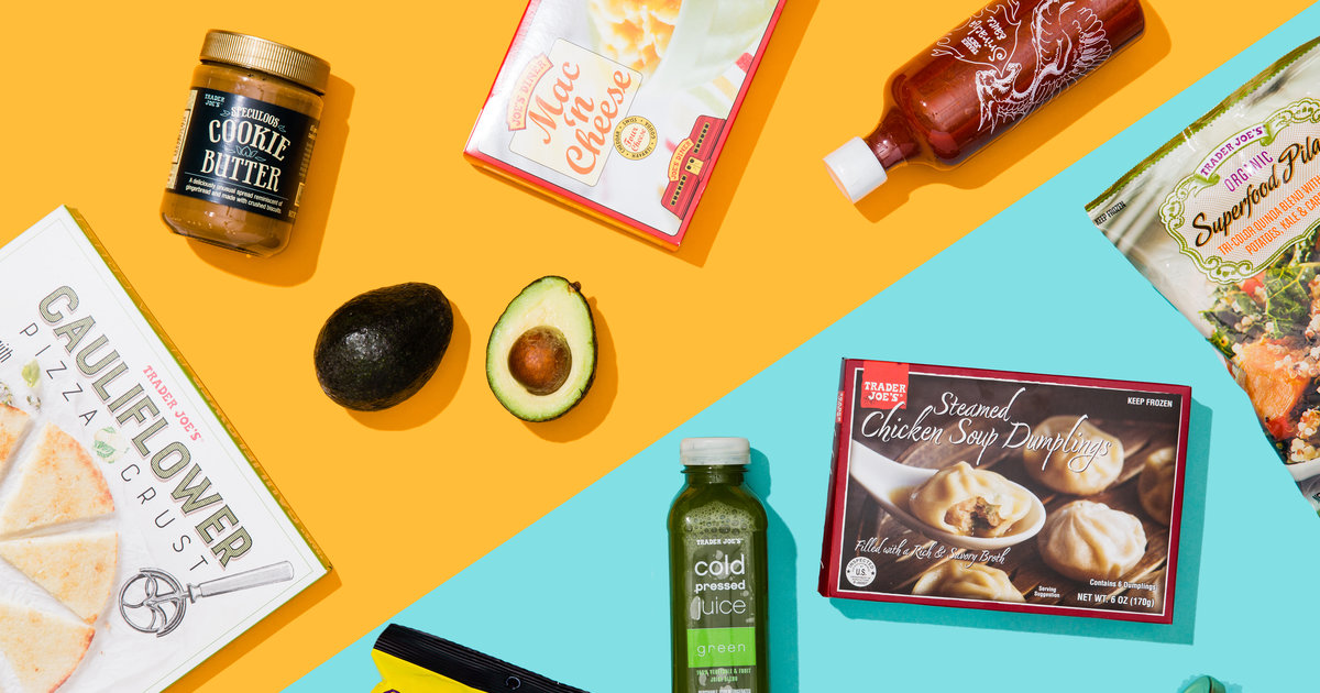 The Most Underrated and Overrated Trader Joe's Products