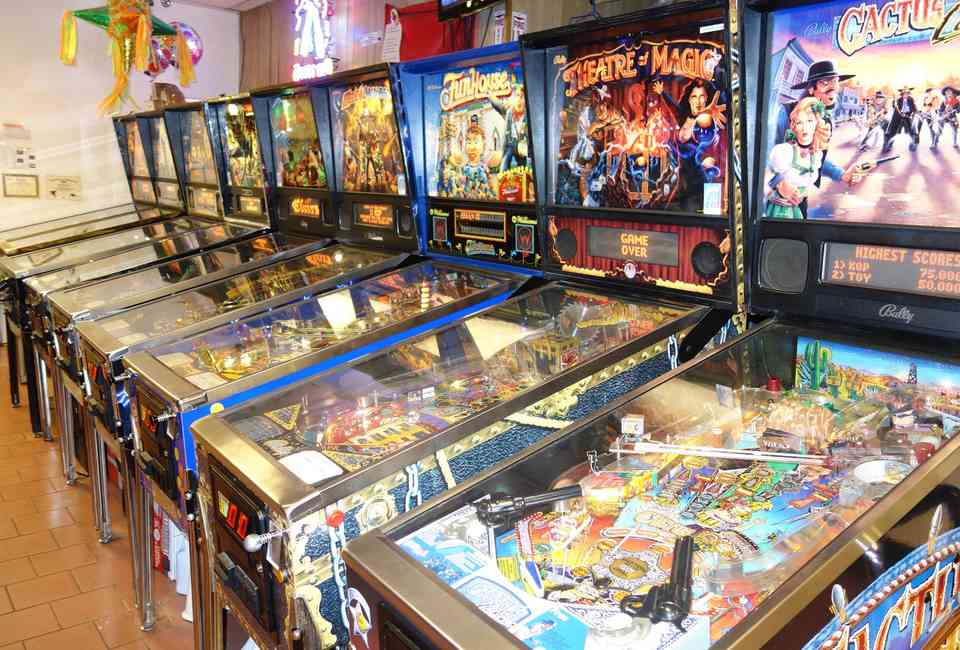 Best Places to Play Video Games in NYC to Escape Your