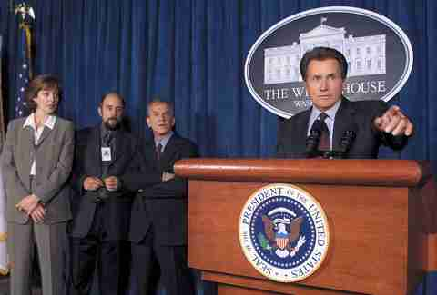 the west wing show
