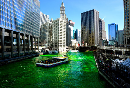 Everything You Need to Do in Chicago St. Paddy's Day Weekend