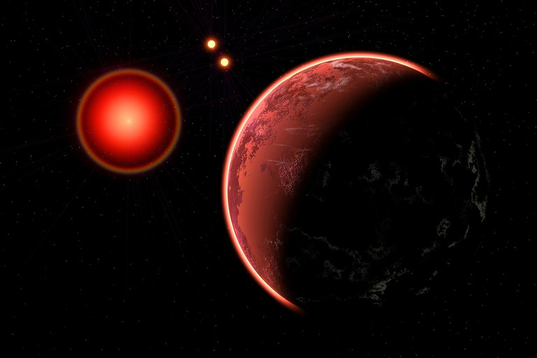 Researchers Create Simulated Exoplanet Atmospheres