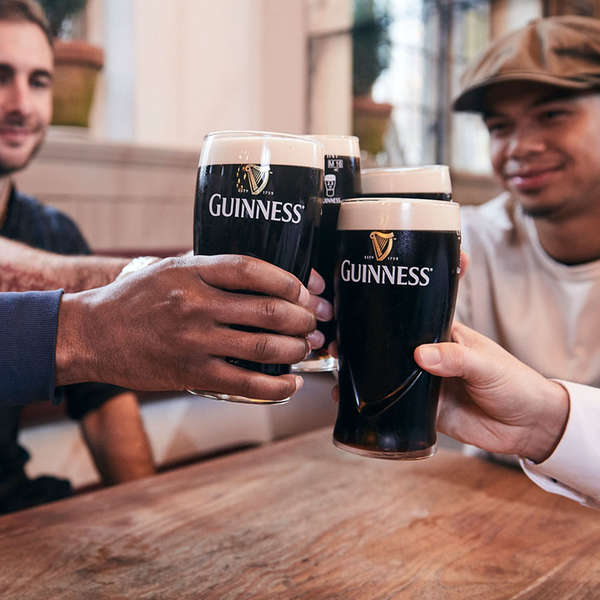 Celebrate St. Patrick's Day With Free Food & Virtual Festivities!