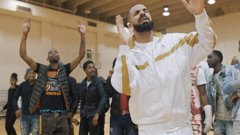 Drake look alive
