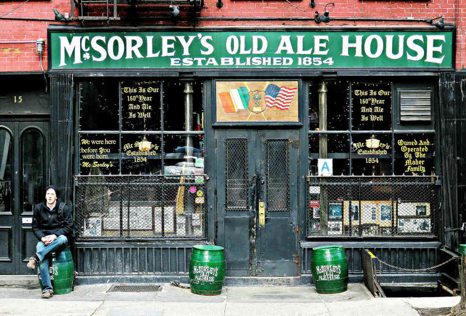 Best Irish Pubs & Bars in America to Drink at Right Now