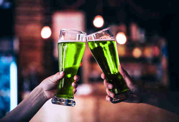 How to Really Make Green Beer (Hint: Don't Use Green Food Coloring)