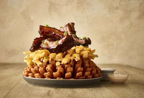Outback Steakhouse Unleashes 3 Point Rib Bloom For March Madness