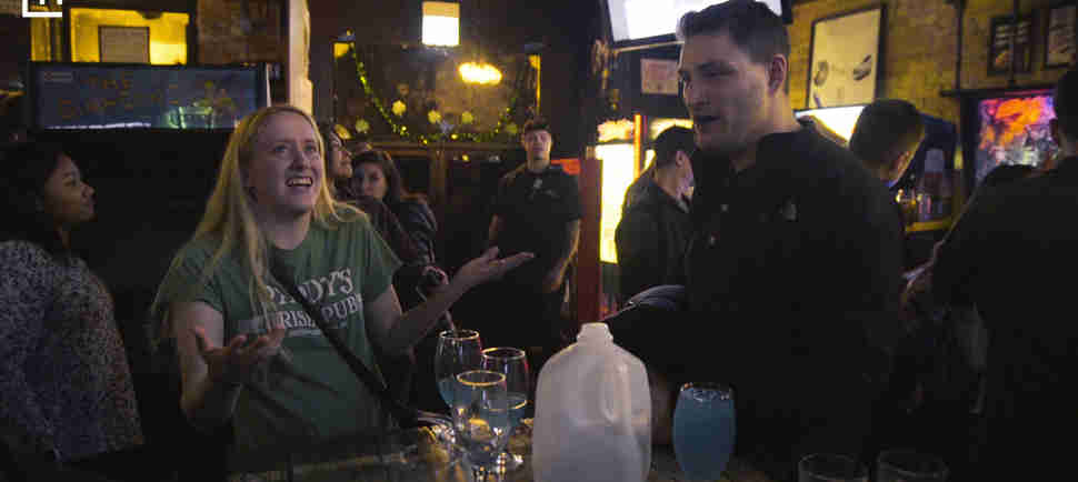 There's an 'It's Always Sunny in Philadelphia' Pop-Up Bar Just in Time for St. Pat's
