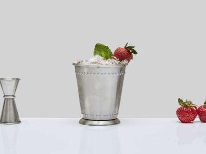 Strawberry Julep