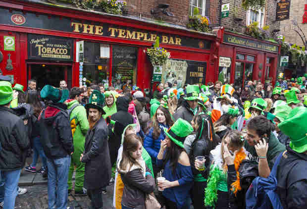 The Questions You're Too Afraid to Ask About St. Patrick's Day, Answered