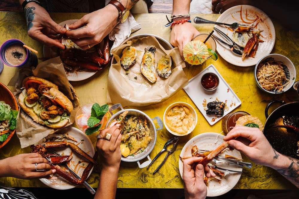 Best Restaurants In Atlanta Coolest