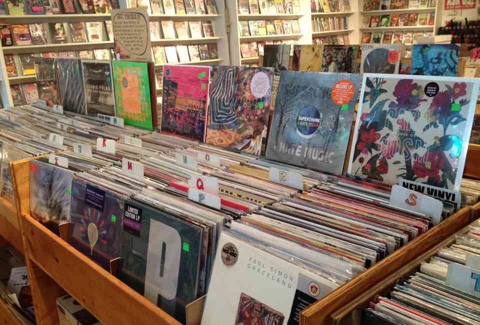 Best Record Stores in Chicago for Vinyl Records & More