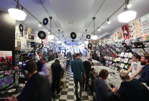 Best Record Stores In Chicago For Vinyl Records Amp More