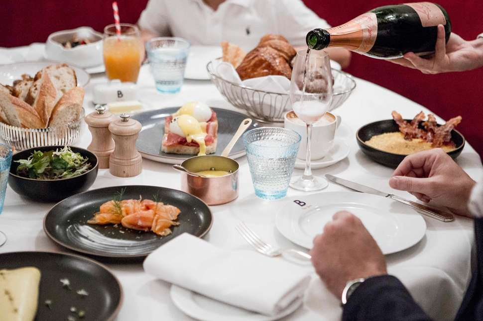 Best easter brunch in nyc restaurants to celebrate easter 2018 benoit bistro negle Gallery