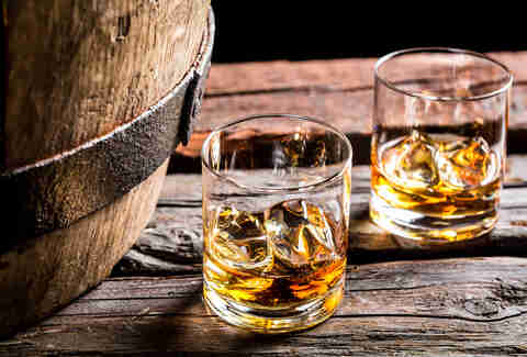 Making your own whisky at home