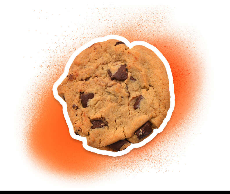 Toll house chocolate chip cookie