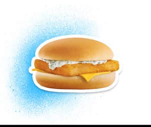 filet o fish McDonald's