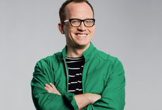 Chris Gethard Isn't a Failure Anymore, But He's OK With That