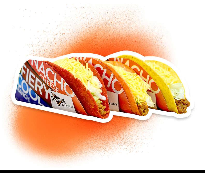 doritos tacos