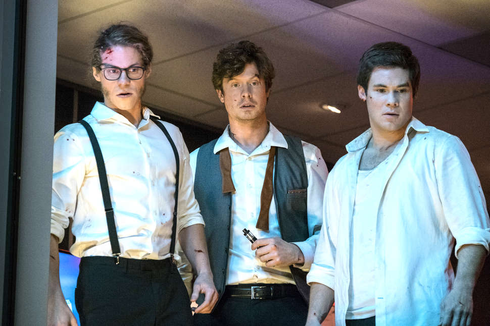 game over man workaholics movie on netflix
