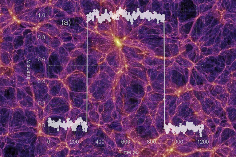 This New Detector Technology Aims to 'Scintillate' Elusive Dark Matter Particles