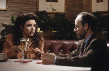 bob balaban on Seinfeld