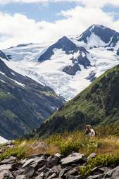 Byron Peak, ALaska