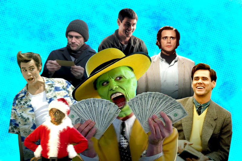 Best Jim Carrey Movies, Ranked - Thrillist
