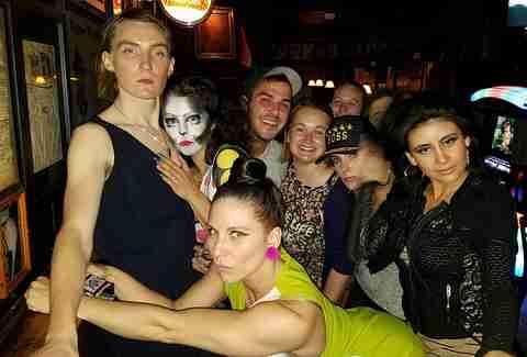Gay and lesbian clubs in atlanta
