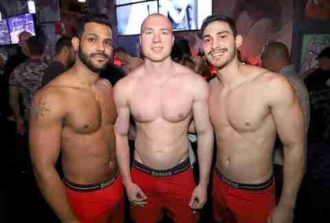 Gay manhattan ny club