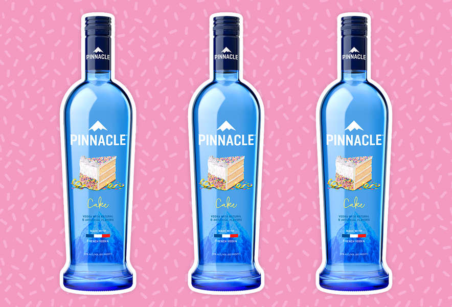 Terrific Cake Vodka And What To Do With It Thrillist Funny Birthday Cards Online Hetedamsfinfo
