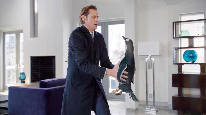 jim carrey in mr. popper's penguins