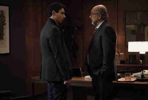 Harry Lloyd, Counterpart, Richard Schiff