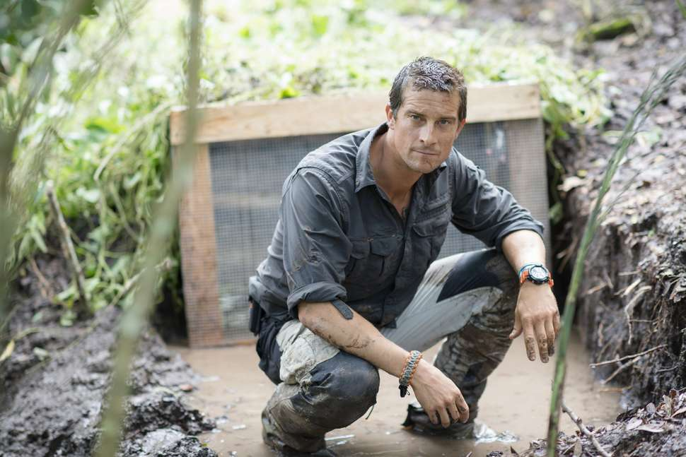 bear grylls face the wild