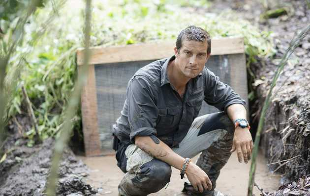 Bear Grylls's Latest Adventure Drops Him Into an Entirely Different Kind of Wild
