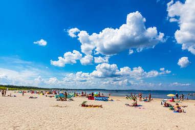 Ahlbeck Beach, Germany