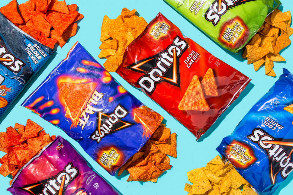 Best Doritos Flavors: Every Type of Dorito, Tasted and