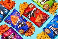 Every Flavor of Doritos, Ranked