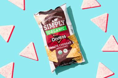 white cheddar simply organic doritos dorito chips ranking