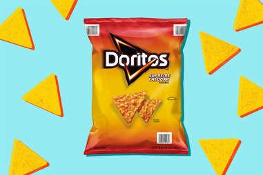 supreme cheddar doritos dorito ranking chips cheese