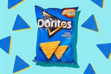 cool ranch doritos dorito chips chip
