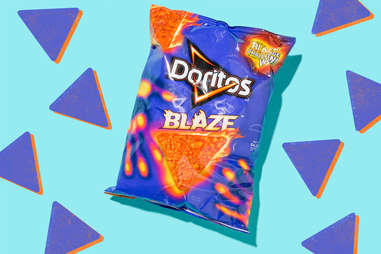 blaze doritos spicy dorito chips ranking