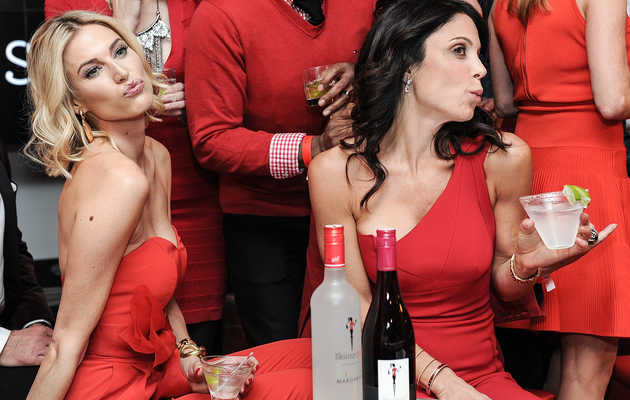 The Signature Drinks of the Real Housewives, Ranked