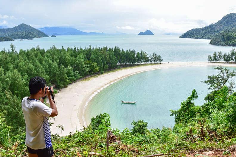 Ko Kam Tok, Kham Islands, Thailand