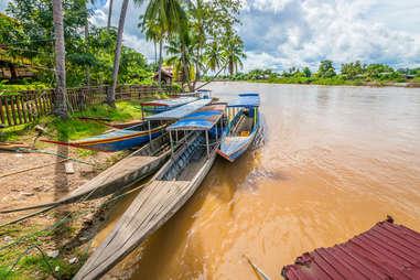 Don Det, Si Phan Don, Laos