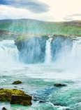 Godafoss waterfalls