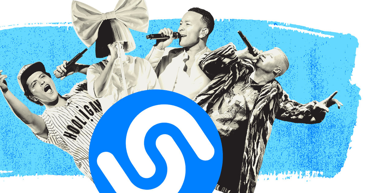 Shazam's Most Popular Songs: The Most Shazamed Songs on the App
