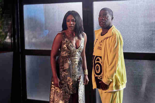 tiffany haddish, tracy morgan, last OG