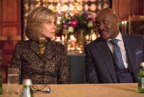 christine baranski, the good fight
